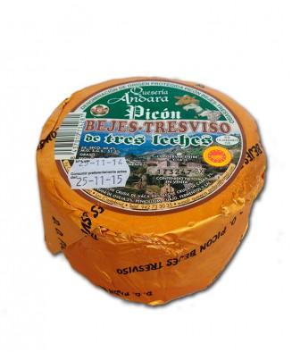 Queso Tresviso 550 Gr. Aprox.
