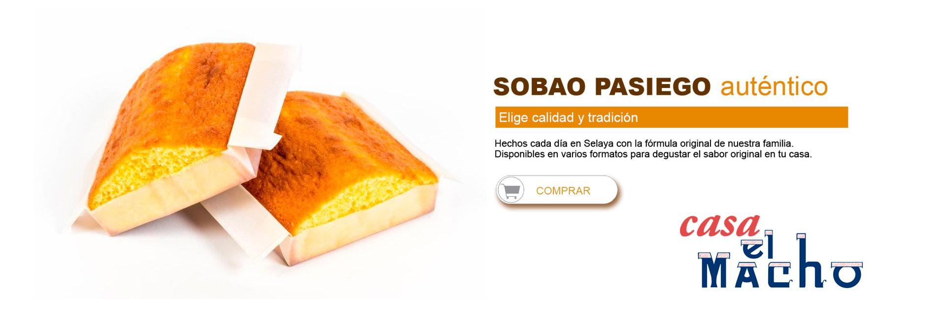 Sobaos Pasiegos de Cantabria