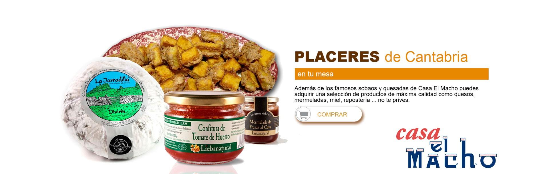 Productos de Cantabria
